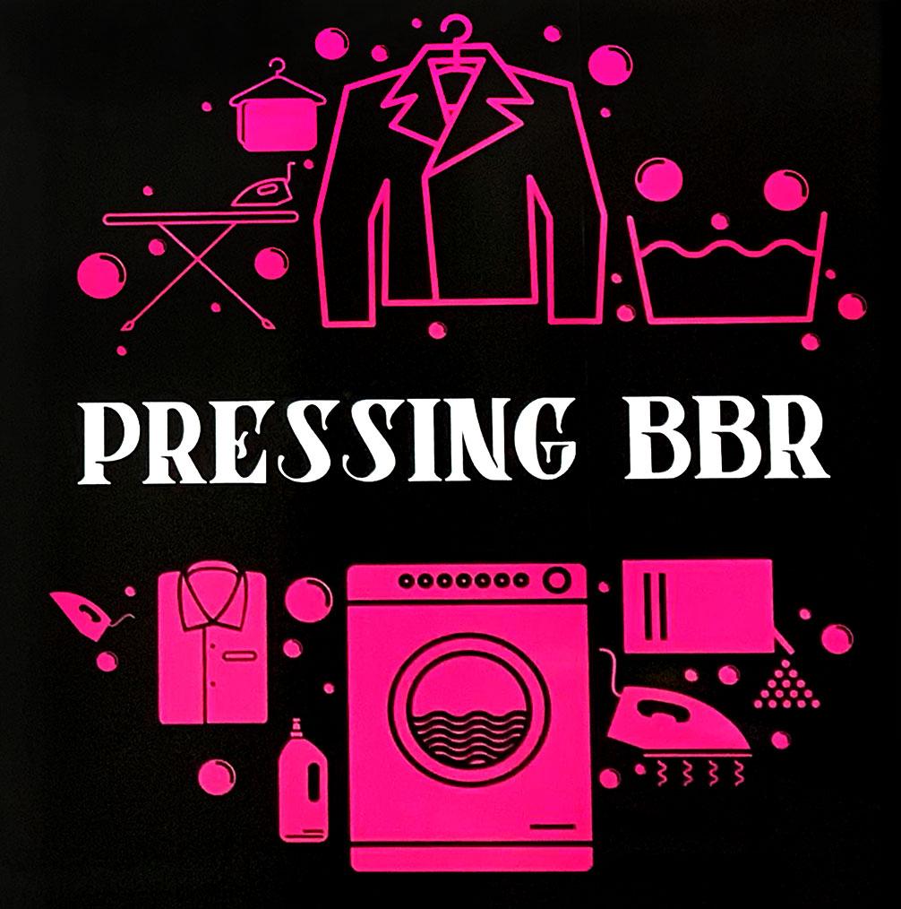 Logo Blanchisserie BBR